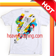 Supply wholesale t-shirt printing cheap