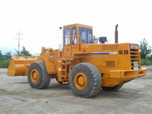 SAMSUNG-VOLVO Wheel Loader