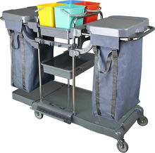 Jumbo Cleaning Trolley