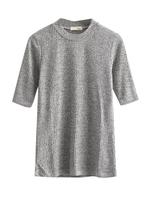Thin Style O Neck Slim Fashion Sweater