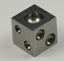 """Steel Mini Small 1"""" Dapping forming Doming Block Jeweler Tool Metal Repair Craft"""