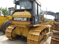 Cat Used Bulldozer D6G With Ripper to Africa /Used Caterpillar D6D Dozer /Cat D6H D6 D6G D7G