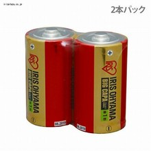 Alkaline battery , C size , d size battery , AA ,AAA , Japanese brand Iris