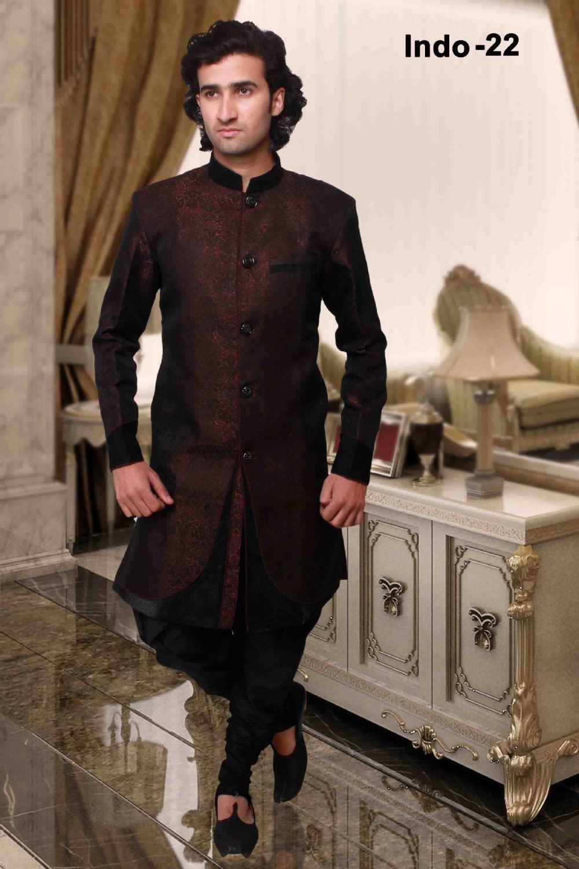 Indo Western Sherwani Kurta Buy Fancy Kurta For Men