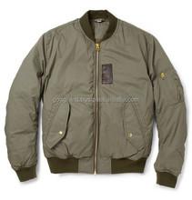 men winter bomber jacket