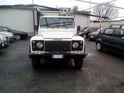 Used Land Rover Defender 90 Station Wagon - Left Hand Drive - Stock no: 13466