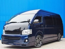 Used Toyota Hiace Commuter Super Long GL Van - Right Hand Drive - Stock no: 11964