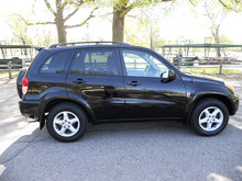 Used High Quality LHD Toyota Rav4 SW 2003
