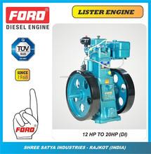 LISTER TYPE DIESEL ENGINE 8HP 10HP 12HP