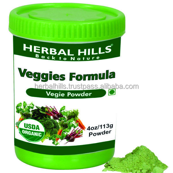 Eye care herbal product perfect vegie formula powder 113