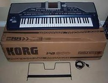 Korg PA600 - PA800 - PA900 61 Key Professional Arranger Keyboard Workstation