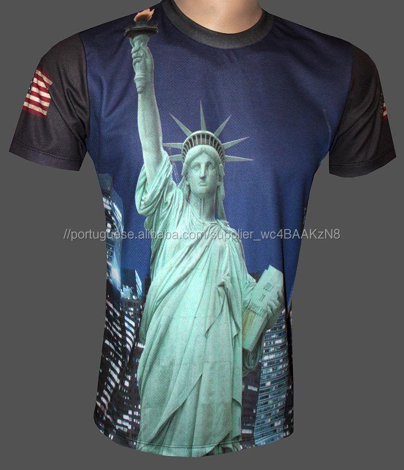 Sublimação t shirt/3d impressão da camisa/camisa lisa t/custom made camisa de bloqueio <span class=keywords><strong>inter</strong></span>/