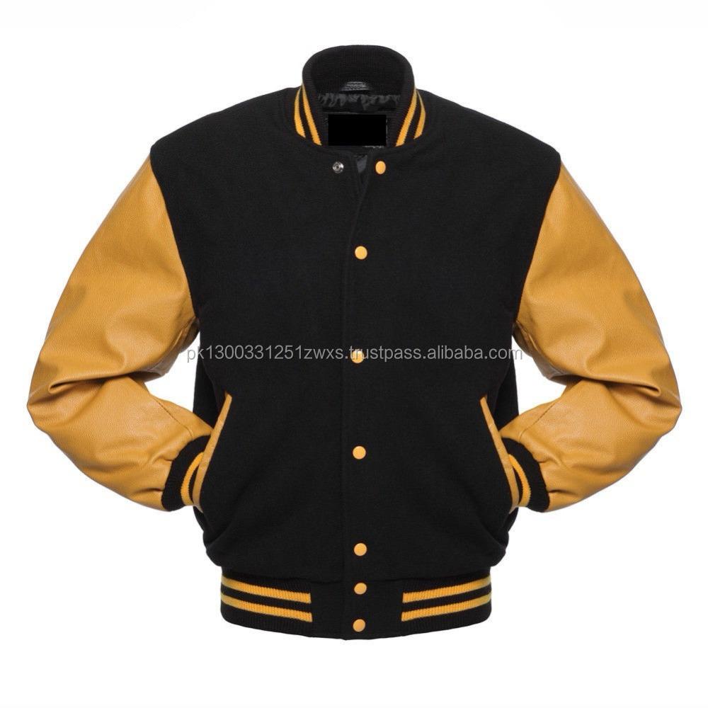 カスタマイズされた小さいmoqピンクバーシティジャケット、最高品質バーシティジャケット