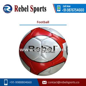 3 À La Main en couches Piqué Football auprès des Principaux Sports De Balle Fournisseur