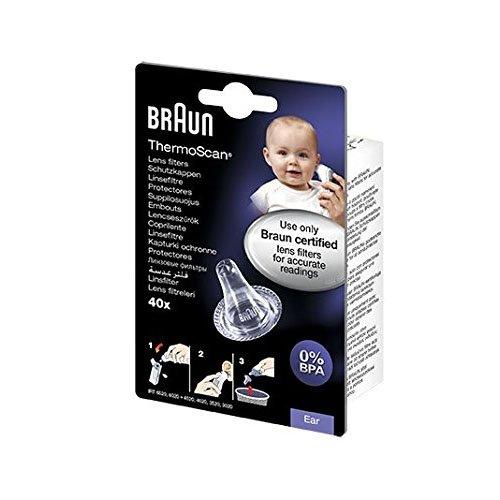 Braun LF40 Ống Kính Bộ Lọc (40pk)