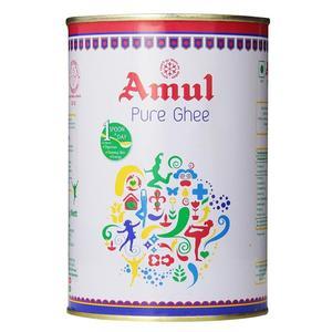 Amul Tinh Khiết Làm Rõ Butter (Ghee) Tin 1 Lít