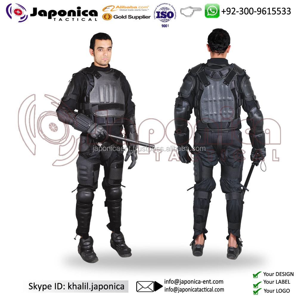 Üst Satış Hafif Tam Vücut Koruyucu Dişli Anti Isyan Polis Üniforma En İyi Kalite Anti Isyan Takım Askeri Polis Üniforma