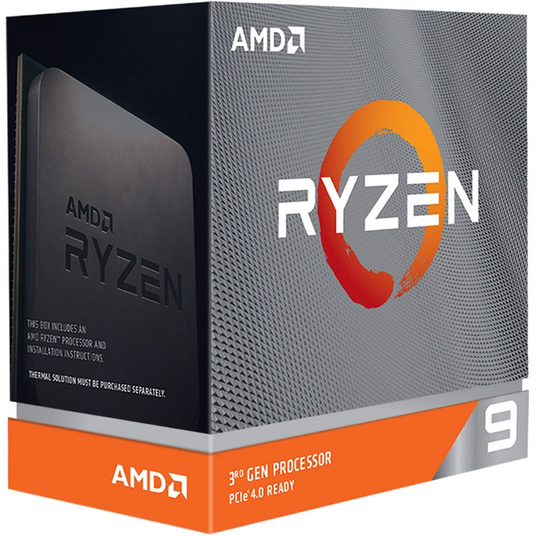 KENZ nueva venta de AMD Ryzens 9 3900X <span class=keywords><strong>3</strong></span>,8 GHz 12-Core AM4 procesador espectros prisma LED refrigerador