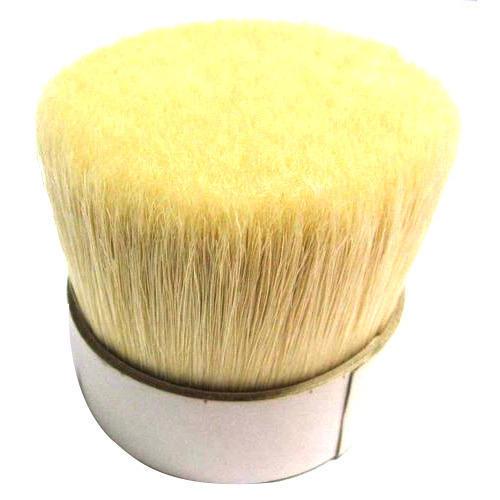 Üst sınıf domuzu saç çift haşlanmış saf kıl domuz saç fırça ve süpürge için yapma