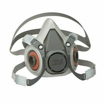 <span class=keywords><strong>3M</strong></span> 6200 Half Facepiece Reusable Respirator 6200/07025(AAD) Medium 24 EA/Case