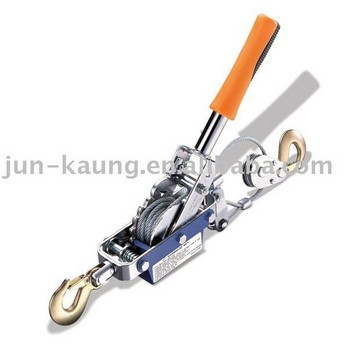1 ton detachable auto handle rope power puller
